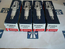 4 Denso PT16VR10 Platinum SparkPlugs for Ford Escort, Fiesta, Mondeo and Orion