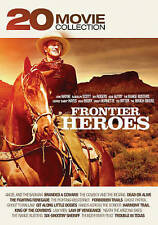 Frontier Heroes - 20 Movie Collection DVD Brand New Ships Worldwide