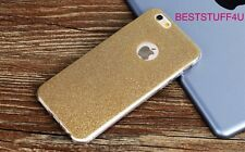 GLITTER SPARKLY BACK Fits IPhone Soft Bling Shock Proof Silicone Case Cover A45
