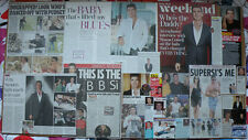 Simon Cowell - The X-Factor - Britain's Got Talent -clippings/cuttings/articles