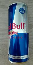 1 Energy Drink Dose + Red Bull Symbol 1,99€ Deutschland + Full Voll 250ml Can