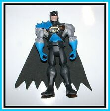 Batman Animated Brave & the Bold _ Total Armor: Chain Saw Attack Batman