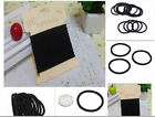 NEW 16 PCS Convient Nylon Ponytail Holder Elastic Hair Tie Rope Ring Rubber Band