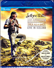 JETHRO TULLS IAN ANDERSON thick as a brick live in icel.. Blu-ray NEU OVP/Sealed