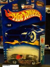 HOT WHEELS 2003 #152 -1 AUSTIN HEALEY BLAK CHINA 03CA