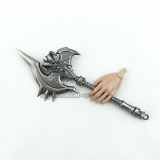 WOW World of Warcraft Shadow's Edge Two-handed axes 1/6 Weapon Model