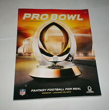 2015 PRO BOWL Game Program from Site !