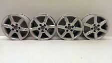 1 X Original Audi A6 Alufelgen 4 Stück  7,5x16J mit luftdrucksensor  4F0601025BH
