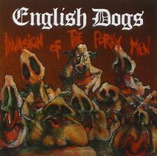 English Dogs Invasion Of The Porky Men CD+Bonus Tracks NEW SEALED Punk