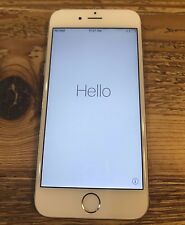 iPhone 6s 64 GB Silver + Original Accessories - UNLOCKED AND CLEAN IMEI