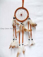 12x Wholesale LOT Handmade Hanging Natural Feather Dream Catcher Traditional #AC
