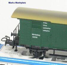 H0 ged. Güterwagen K.W.St.E. Märklin 4685 NEU OVP