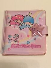 Little Twin Stars Vinyl Wallet RARE Collectable Sanrio Hello Kitty