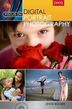 Focus On Digital Portrait Photography-ExLibrary