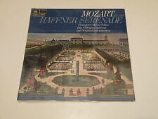 MOZART - HAFFNER SERENADE KV 250 - LP 1977 DEUTSCHE HARMONIA MUNDI - NEW! SEALED