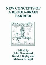 New Concepts of a Blood--Brain Barrier (2014, Paperback)