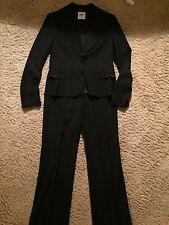 GORGEOUS Moschino Cheap And Chic Suit EVENING WORK Pant SUIT SIZE 8