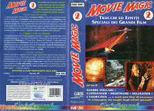 MOVIE MAGIC 2  (1996) - CineHollywood Video - TRUCCHI & EFFETTI SPECIALI FILM