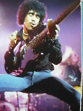 THIN LIZZY (PHIL LYNOTT) - MAGAZINE CUTTING (FULL PAGE PHOTO) (REF FF)