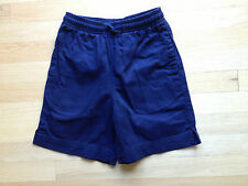 Hanna Andersson twill shorts, size 130