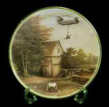 Banksy Helicopter Painting A4 10x8 Photo Print Poster