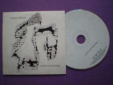MUNCK JOHNSON Count Your Blessings CD DENMARK PROM0 2006 Indie Folk