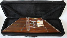 PERSIAN QUALITY SANTOOR, SANTUR, DULCIMER WITH HARD CASE