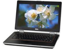 "DELL E6420 14.0"" Grade C Laptop Intel Core i3 2nd Gen 2310M (2.10 GHz) 250 GB HD"