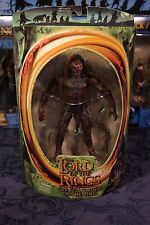 LOTR- NEWBORN LURTZ- TOYBIZ- ACTION FIGURE- THE HOBBIT- FELLOWSHIP OF THE RING