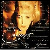 Carmel - Set Me Free CD NEW AND SEALED ORIG 12 TRK ISSUE