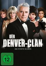 8 DVDs *  DER DENVER-CLAN - KOMPLETT SEASON / STAFFEL 5 - MB  # NEU OVP =