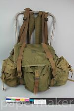 Vietnam US Army Lightweight Rucksack 1966 Ruck Sack Tropical *Free Shipping