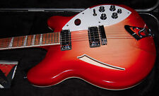 Rickenbacker 360 FireGlo Electric Guitar OHSC 100% Unplayed Worldwide Shipping