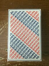 American Airlines Playing Cards Vintage Deck Gamble Poker Games Casino