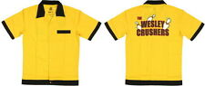 The Big Bang Theory The Wesley Crushers Bowling Team Polo Shirt, NEW UNWORN