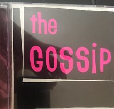 The Gossip (2000, CD Maxi Single) USA Punk