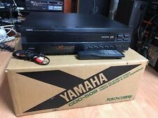 Yamaha CDC-502 CD Player Holds 5 CD Receiver Stereo