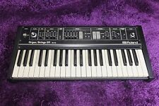USED Roland  RS-09 vintage synthesizer 160622