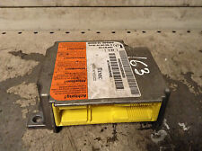 Mercedes-Benz ML Class W163 Airbag sensor Control ECU module 1635422918
