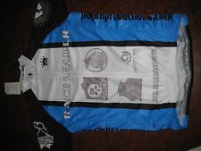 "Full ZIP Rouler CoolMax Jersey NEW ""RACE LEADER"" Medium Pisgah MonsterX NC"