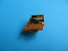 FUJI Extra Slim Tape Pin Badge. Good Condition.