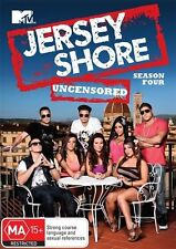Jersey Shore: Season 4 DVD