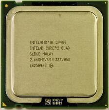Intel Core2 Quad Q9400 2.66GHZ 6MB Cache 1333FSB LGA775 CPU Processor