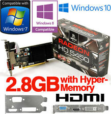 ATI Radeon HD 5450 1GB DDR3 PCIe HDMI DVI VGA Low Profile Graphics Card