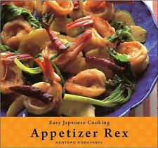 Easy Japanese Cooking: Appetizer Rex-ExLibrary