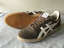 Asics Top Seven Shoes NEW Dark Brown Sandstone Gum Sole US 10 UK 9 gel lyte