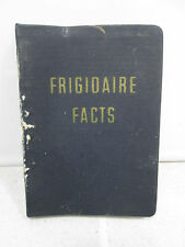 1941 Frigidaire Facts Sales Book by General Motors Sales Corp. B#45