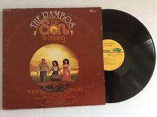 THE SINGING RAMBOS The Son is Shining vinyl LP R3398 Buck Dottie Reba 1976