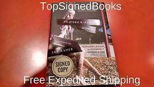 SIGNED Thirteen Reasons Why by Jay Asher Hardcover, Autographed, brand new,