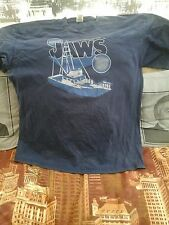 jaws the orca t shirt 75 size xl perfect for the summer months